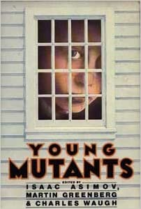 Image result for young mutants asimov
