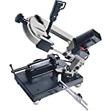 Klutch Benchtop Metal Cutting Band Saw - 3in. x 4in. 1 1/3 HP, 120V