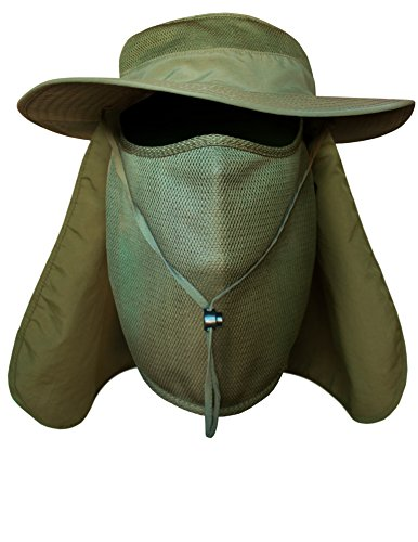 9113b8a673d0a Outdoor Boonie Sun Hat by Indie Ridge - 3 in 1 Ways To Wear Fishing ...