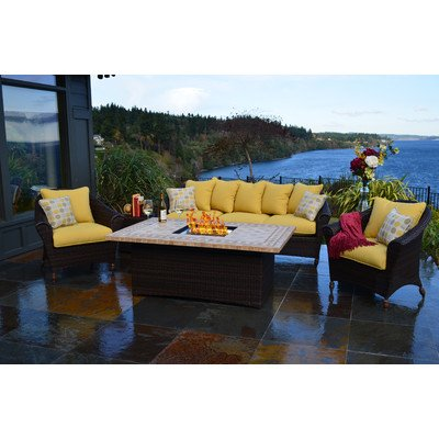 Outdoor Innovations Bellamar 6-Piece Fire-Conversation Set Review