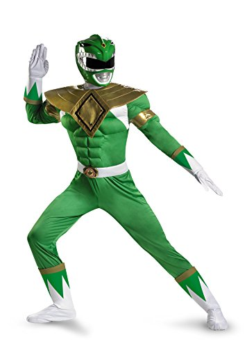 Power Ranger mens costume