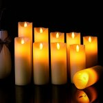 Flameless-led-Candles-Flickering-Light-Pillar-Battery-Operated-Votive-Halloween-Decoration-Real-Smooth-Wax-Dancing-LED-Flames-Remote-Control-with-Timer-and-10-Key-Ivory-Set-of-9
