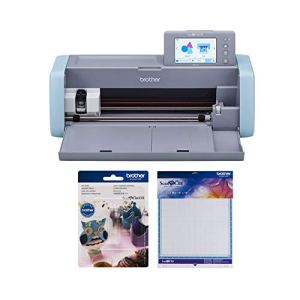 Brother ScanNCut DX SDX125 Home Electronic Cutting Machine Accessory Bundle