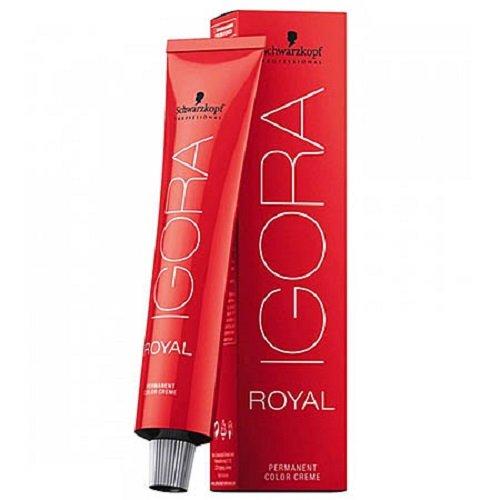 Schwarzkopf Igora Royal Permanent Hair Color - 1-1 Blue Black