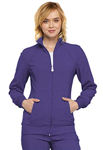 Cherokee Women's Infinity Zip Front Warm-up Jacket 1 Fashion Online Shop gifts for her gifts for him womens full figure