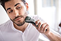 Philips Norelco Beard trimmer Series 3500, 20 built-in length settings, QT4018/49  Image 1
