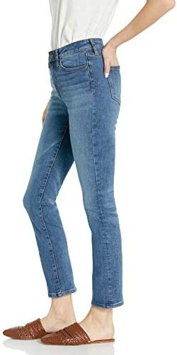 Amazon Brand - Goodthreads Women's Mid-Rise Slim Straight Jean 2