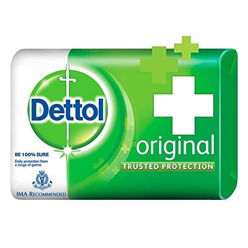 41lhmZ2OdEL - Dettol Soap, Original - 125gm