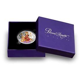 ACPL-Precious-Moments-Goddess-Durga-MATA-999-Pure-Silver-Coin