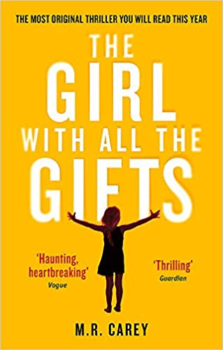 Image result for the girl with all the gifts book
