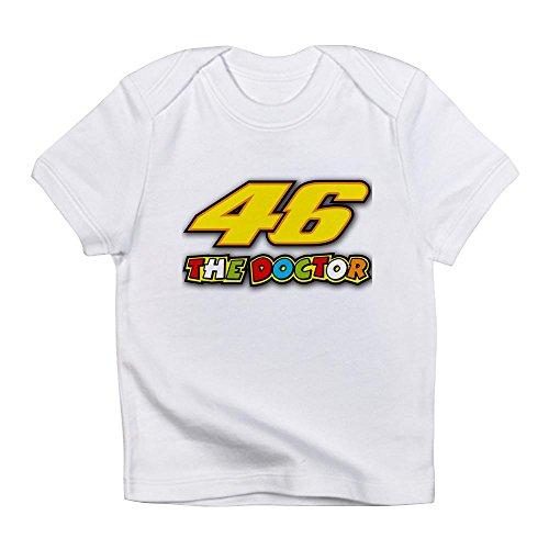 7e14e9e6 CafePress – Valentino Rossi – Cute Infant T-Shirt, 100% Cotton Baby ...