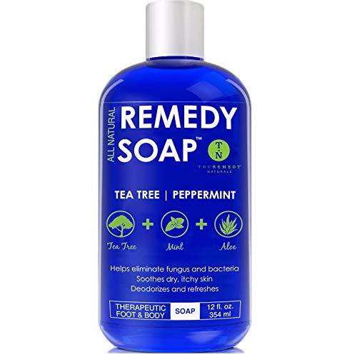 Remedy Antifungal Soap, Helps Wash Away Body Odor,...