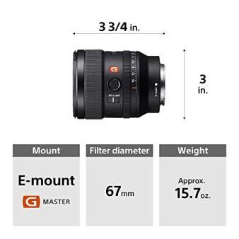 Sony-E-mount-FE-24mm-F14-GM-Full-Frame-Wide-angle-Prime-Lens-SEL24F14GM-Black