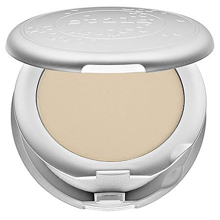 41lwNtjgi4L Illuminating Powder Foundation can be worn alone or over top of a tinted moisturizer For more opaque, high shimmer finish, use a damp sponge For a true powder finish use the sponge dry