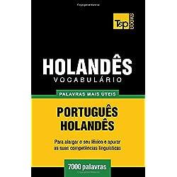Vocabulario Portugues-Holandes - 7000 Palavras Mais Uteis