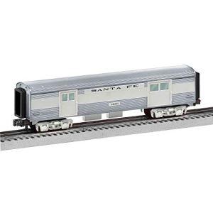 Lionel Santa Fe, Electric O Gauge Model Train Cars, Add-On Baggage 41lyg1Cb17L
