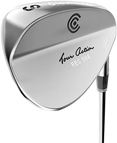 Cleveland Golf Tour Satin 588 Tour Action Wedge...
