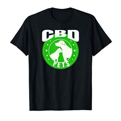 Hemp Oil Shirt CBD Oil For Pets Cannabis Oil Dogs Cats Tee