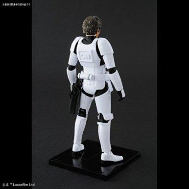 Bandai-Hobby-Star-Wars-112-Plastic-Model-Han-Solo-Stormtrooper-Star-Wars