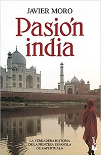 Pasión india (NF Novela) (Spanish Edition): Moro, Javier ...