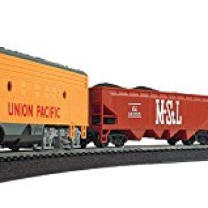 CHALLENGER Ready To Run Electric Train Set – HO Scale 41mDQMgIUvL