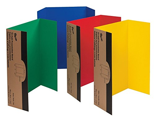 Pacon Corrugated Presentation Board, 48