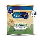 Enfamil ProSobee Soy Sensitive Baby Formula, Dairy-Free Lactose Free Plant Protein Milk...