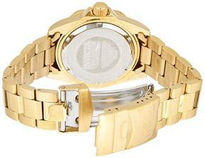 Invicta-Mens-14124-Pro-Diver-Gold-Dial-18k-Gold-Ion-Plated-Stainless-Steel-Watch