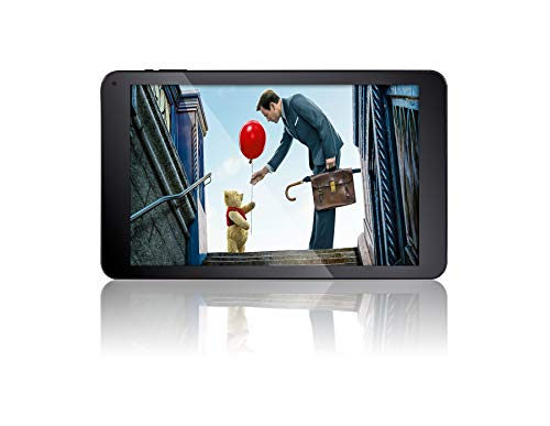 Fusion5 10.1' Android 8.1 Oreo Tablet PC - (Google Certified, 1GB RAM, 16GB Storage, WiFi, BT, HDMI, A-GPS, 1280800 IPS Screen, Dual Cameras, October 2018 Model, Android Touch Screen Tablet PC)