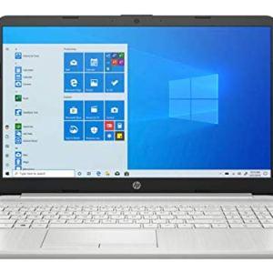 HP 15 (2021) Thin & Light Ryzen 3-3250 Laptop, 8 GB RAM, 1TB HDD + 256GB SSD, 15.6″ (39.2 cms) FHD Screen, Windows 10, MS Office (15s-gr0012AU)