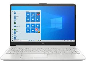 HP 15 Thin & Light 15.6-inch FHD Laptop (Ryzen 3 3250U/8GB/256GB SSD + 1TB HDD/Win 10 Home/MS Office/1.82 Kg/Natural Silver), 15s-gr0012AU