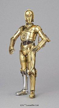 Bandai-Hobby-Star-Wars-Character-Line-112C-3PO-Star-Wars-Action-Figure-White