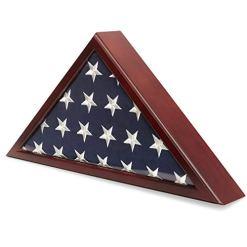 Juvale American Flag Case