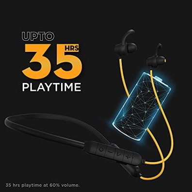 Tarbull-MusicMate-550-Worlds-1st-Bluetooth-Neckband-with-1001-Preloaded-Songs-Powered-by-Sony-Music-Upto-35H-Playtime-Fast-Charge-3D-Sound-with-Bass-Booster-Vibration-Alert-IPX5-Water-Resistant