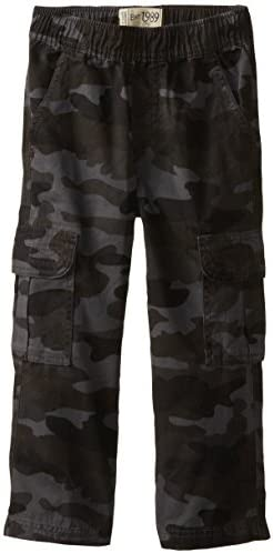 The Children's Place Boys' Pull On Cargo Pants 1