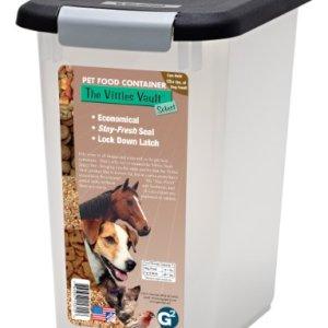 GAMMA2 Vittles Vault Airtight Pet Food Container