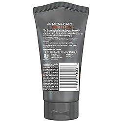 Dove Men+Care Face Scrub, Deep Clean Plus 5 oz  Image 2