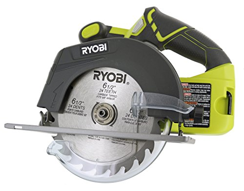 The best circular saw for 2018 complete buying guide reviews ryobi p507 one 18v lithium ion cordless 6 12 inch 4700 rpm circular saw keyboard keysfo Image collections