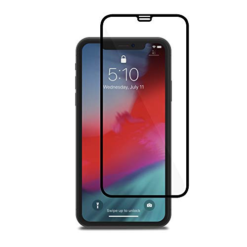 Moshi IonGlass Glass Screen Protector Compatible with iPhone 11, iPhone XR, Atomically-strengthened, Stronger Than Tempered Glass, Exceptionally Thin