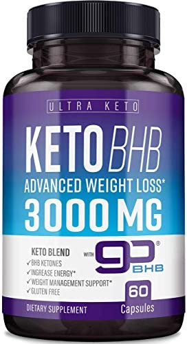 Best Keto Diet Pills - Utilize Fat for Energy with Ketosis - Boost Energy & Focus, Manage Cravings, Support Metabolism - Keto BHB Supplement for Women and Men - 30 Day Supply 3