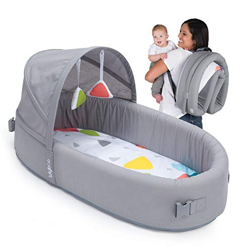 Lulyboo Bassinet To-Go Metro