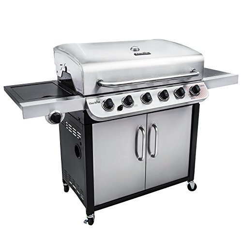Char-Broil Performance 650 6-Burner Cabinet Gas Grill