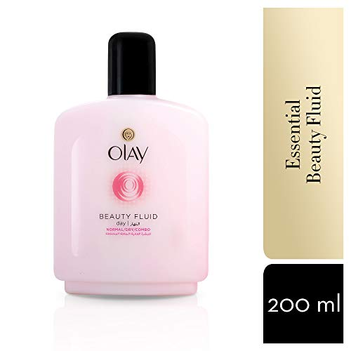 41nH8jJsvaL OLAY Beauty Fluid for Normal/Dry/Combinational Skin Face & Body 200 Ml