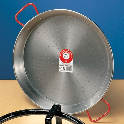 Traditional-Polished-Steel-Paella-Pan-28-inch-70-cm
