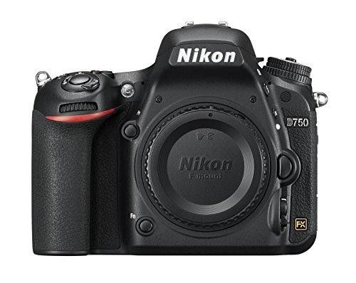 best full frame cameras of 2017 nikon d750