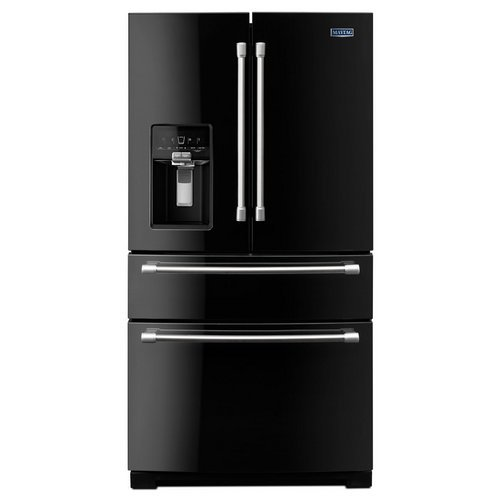 26.2 cu. ft. French Door Refrigerator in Black