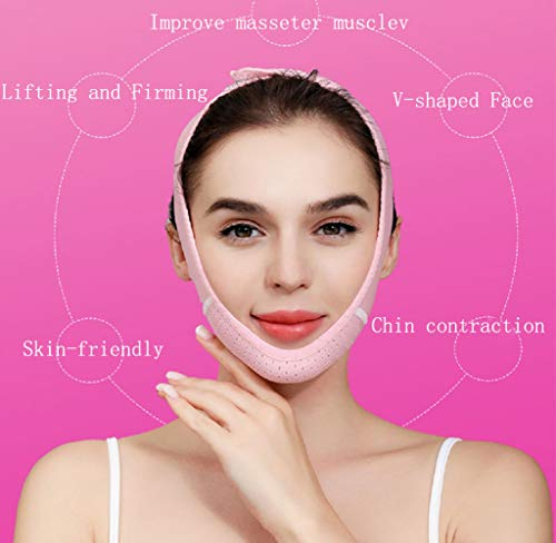 V Line Face Lift for Women Eliminates Sagging Skin Lifting Firming Anti Aging, Facial Slimming Strap, Pain Free Face Lifting Belt, Double Chin Reducer 3