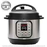Instant Pot DUO Mini Electric Pressure Cooker, (3-QT), Stainless Steel/Black