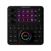 Loupedeck Creative Tool - The Custom Editing Console for Photo, Video, Music and Design