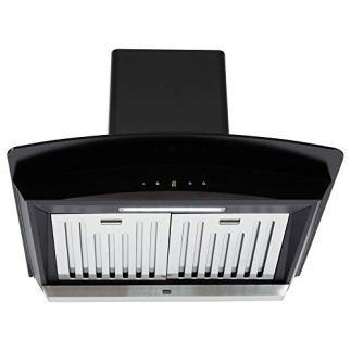 Elica-60-cm-1200-m3hr-Auto-Clean-Chimney-WDAT-HAC-60-NERO-2-Baffle-Filters-Touch-Control-Black